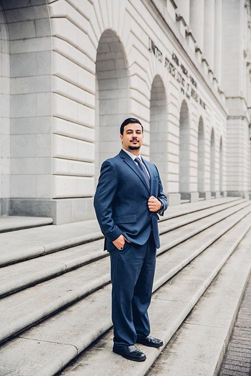 Brandon Melerine - attorney