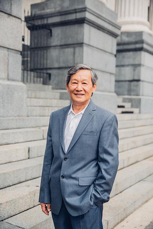 Hung Trieu - assistant