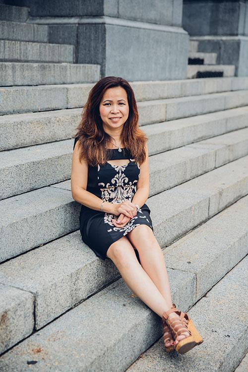 Jasmine Dang - assistant