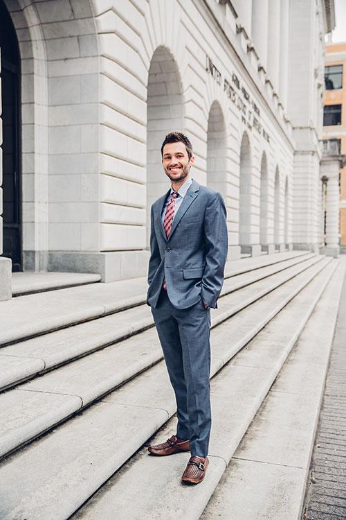 Lee Sharrock - attorney