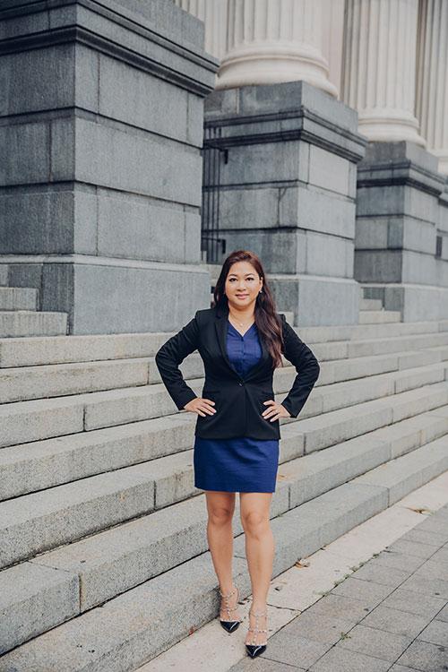 Linh Phuong - reconciler/paralegal