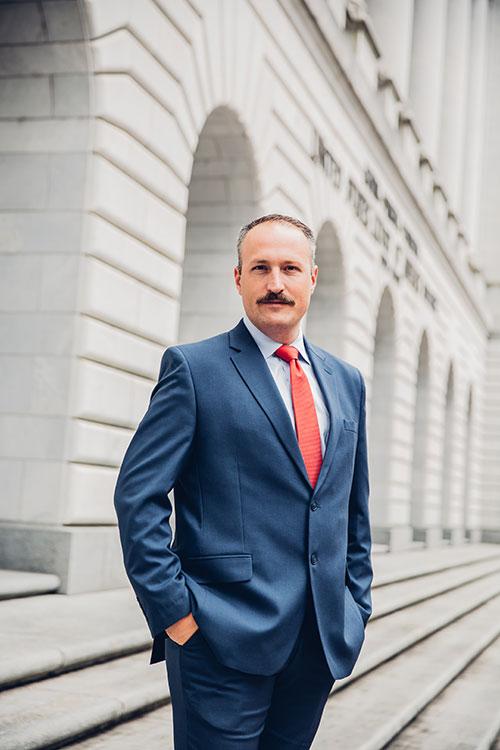 Paul Lambert - attorney