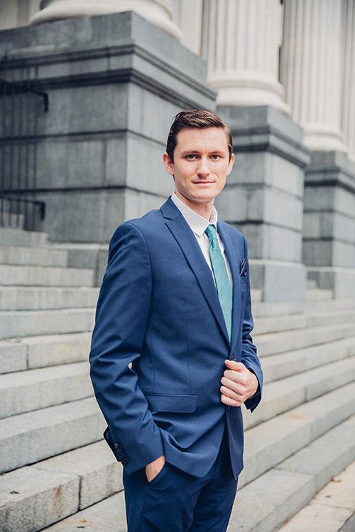 Zachary Lamachio - Attorney